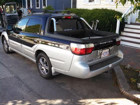 best car repair manuals 2003 subaru baja parking system 2003 subaru baja overview cargurus