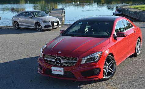 2015 audi a3 vs 2014 mercedes cla250 digital trends 2014 mercedes cla250 4matic vs 2015 audi a3 2 0t car reviews