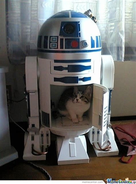 R2d2 Memes - r2d2 cat by ben meme center