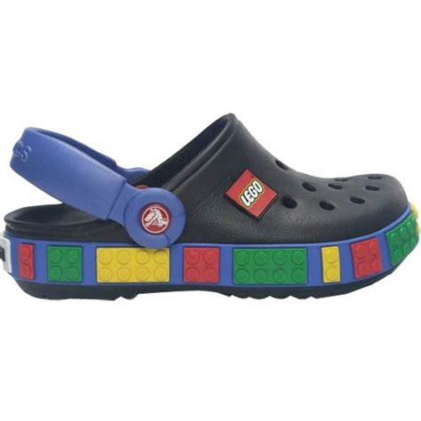 Crocs Band Lego crocs crocband lego shoe black sea blue all the