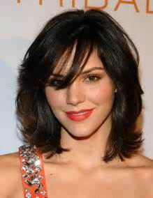 hairstyles for thick hair with a 10 new short thick wavy hairstyles short hairstyles 2016