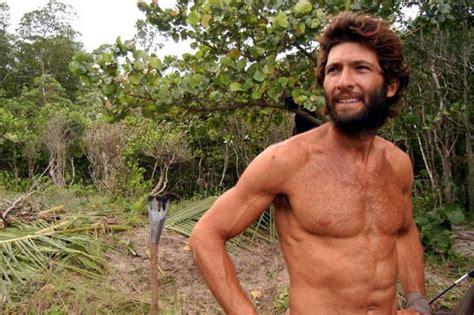 uomini nudi sotto la doccia isola dei famosi rivelazioni shock di walter nudo quot ho