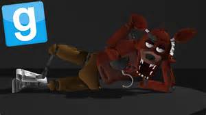 five nights at freddy s foxy foxy why five nights at freddy s gmod map