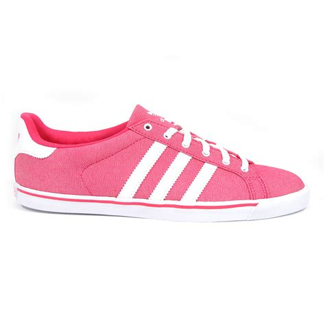 adidas court slim blaze pink running white blaze pink s shoes new ebay