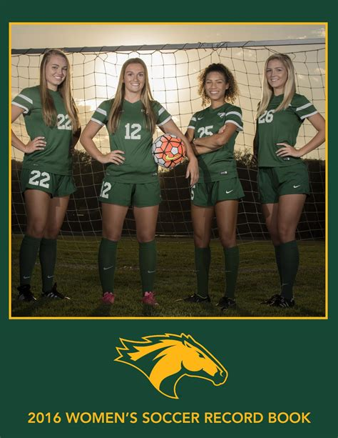 cal poly pomona table cal poly pomona s soccer 2016 record book by billy
