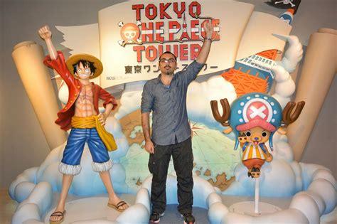 imagenes nuevas de one piece tokyo one piece tower el parque de atracciones de one