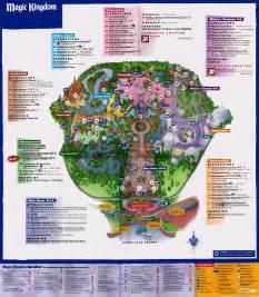 orlando images magic kingdom park map hd wallpaper and
