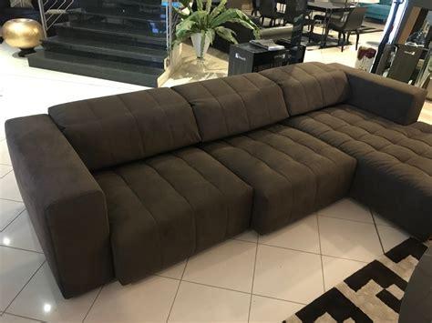 busnelli divani outlet divano busnelli modello harvest in alcantara divani a