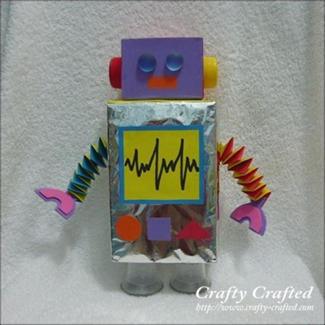 robot craft for robot craft ideas