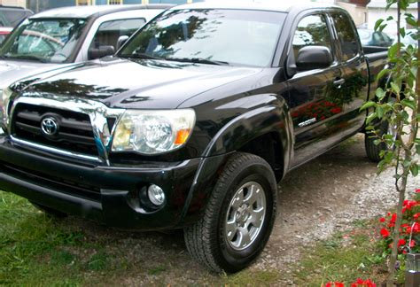 2006 Toyota Tacoma Prerunner 2006 Toyota Tacoma Pictures Cargurus