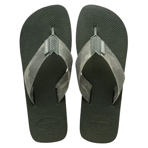 havaianas comfortable havaianas urban series green olive all the comfort of the