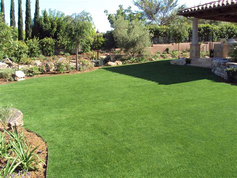 put grass in backyard artificial grass installation dog backyard after easy turf loversiq