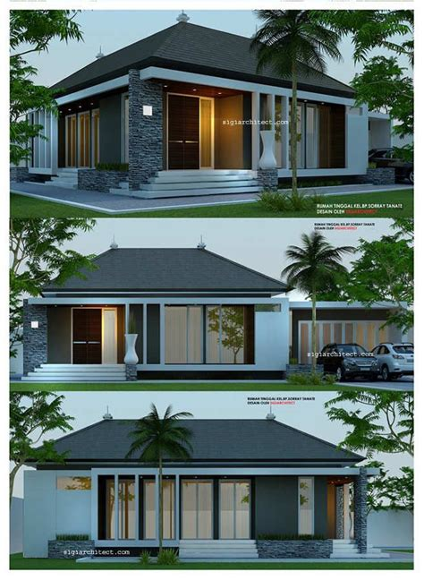 desain dapur oriental desain rumah 1 lantai minimalis modern house pinterest