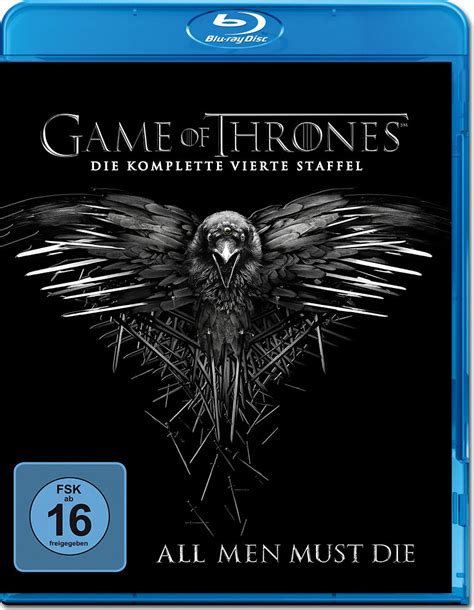 thrones wann kommt staffel 4 of thrones staffel 4 box 4 discs