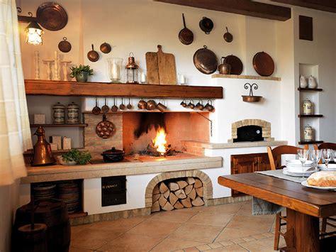cucina muratura rustica 30 cucine in muratura rustiche dal design classico