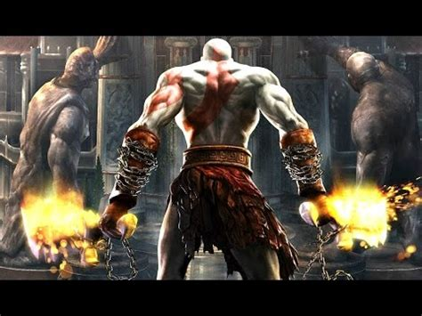 le film god of war 3 god of war ii le film web comart official video