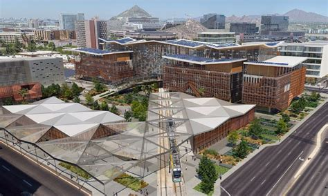Asu Mba Ranking by Studio Ma Unveils Concept For Asu Research Complex Az