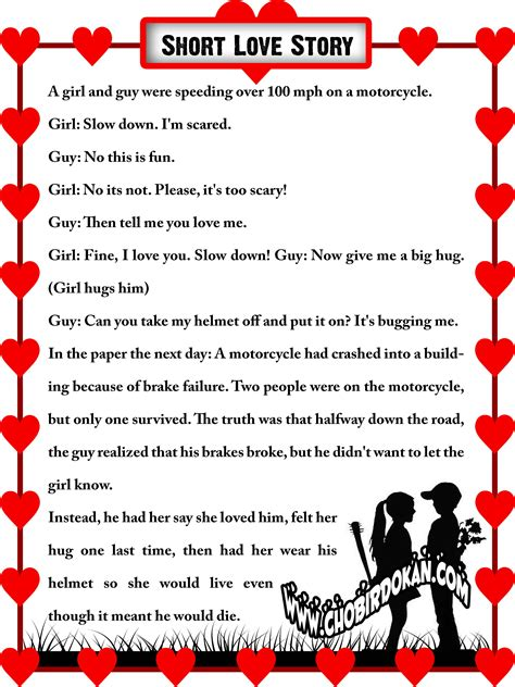 Themes Of The Short Story Girl | cute sad love stories cute heart touching love stories