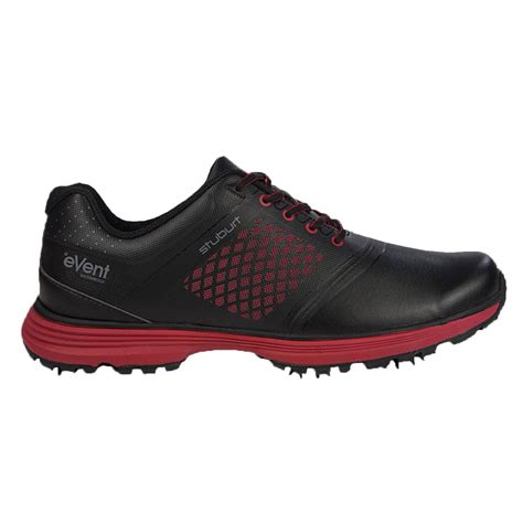 mens spiked shoes stuburt 2017 mens helium tour event spiked golf shoes ebay