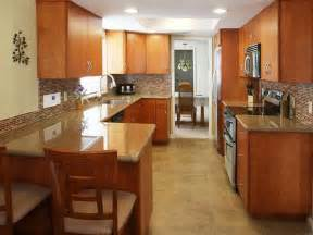 Galley Kitchen Design Plans kitchen inspiring best small u shaped kitchen floor