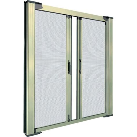 door retractable screen kit retractable door