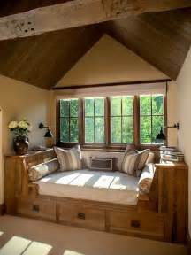rustic reading nook house decorators collection