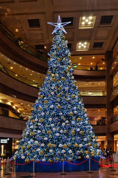 cost of christmas trees at orchard hardware https flic kr p dq8bcj ngee city the tree decorated with baubles at the ngee