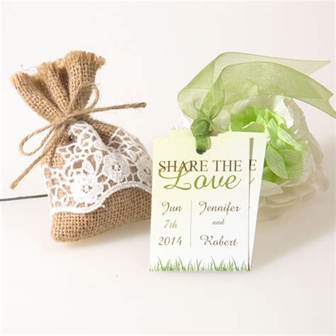 diy wedding gift bag tags 5 original stress free diy wedding ideas including invitations decorations and favors