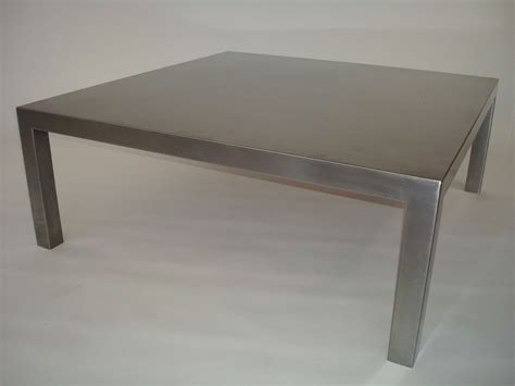 brushed steel coffee table coffee table extraordinary stainless steel coffee table