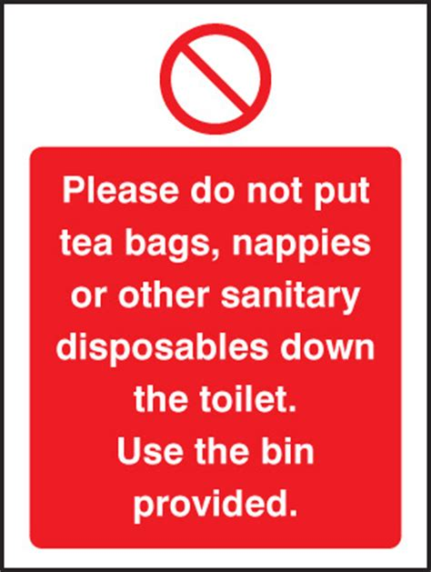 Do Not Use Bathroom In Toilet Prohibition Signs Safety Signs Quality Drawing