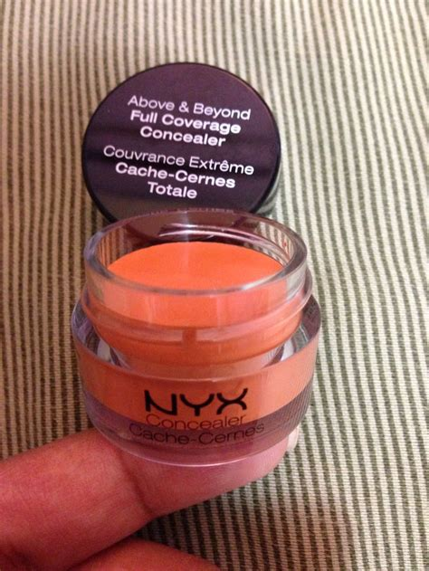 nyx color corrector this nyx ccc is amazing nyx color corrector concealer is