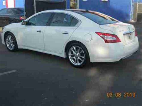 nissan maxima sunroof find used 2010 nissan maxima s with panoramic sunroof and