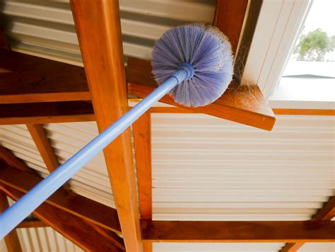 Cleaning Ceilings by Pro Quality Cleaning Janitorial Services