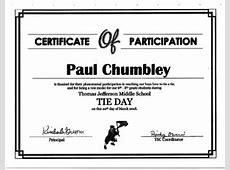 Paul Chumbley Volunteers at TJ Middle School - Hargadon ... Hargadon Law Group
