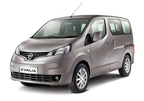 Cover Grill Evalia nissan evalia facelift with new grille launched