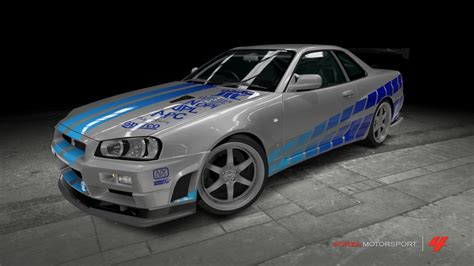 fast and furious nissan skyline nissan skyline gt r 2 fast 2 furious by outcastone on