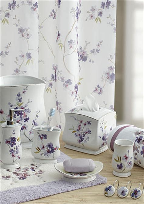 belk bathroom croscill pergola collection bath accessories belk