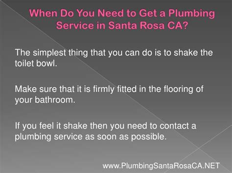 Do You Need A Ba To Get An Mba by When Do You Need To Get A Plumbing Service In Santa Rosa Ca