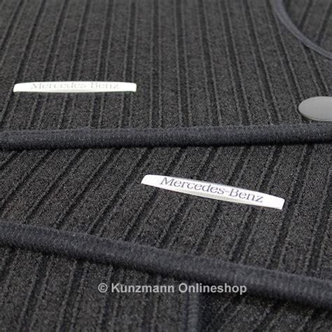 carpet car mat made of polypropylene surface and pvc bottom car rib floor mats mercedes c class w204 original