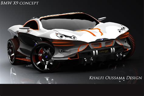 futuristic cars bmw if batman drove a bimmer bmw concept x9 concept by