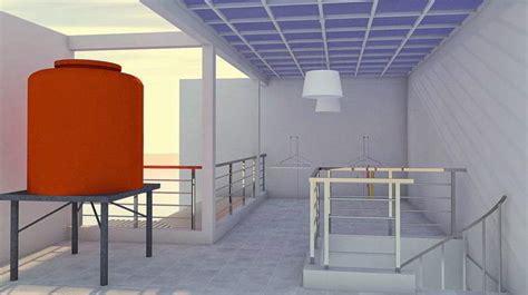 desain dapur dan ruang cuci desain ruang tempat jemuran rumah minimalis 2 lantai