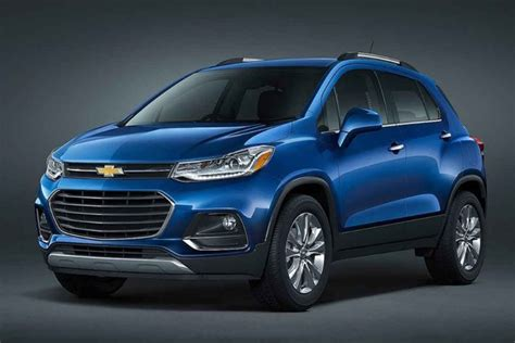 2018 chevrolet trax design price concept and performance