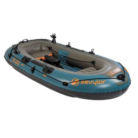 bass hunter boat plug sevylor inflatable boat fishunter 4p combo