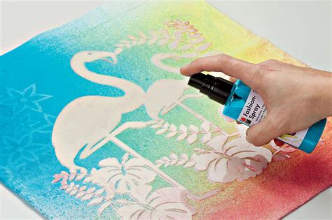 Textiles Tekstil 5 Ebook 21 fashion spray nove fantastične boje za tekstil hobby