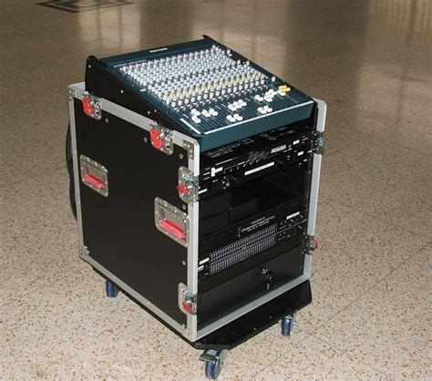 Cabinet Rack Sound System commercial sound services church pictures
