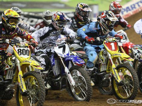 ama motocross standings supercross