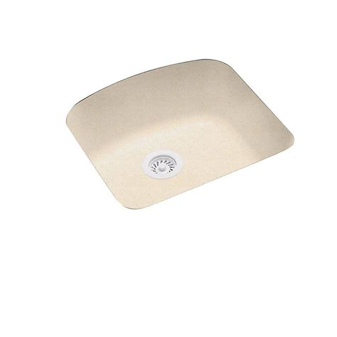 Solid Surface Undermount Sinks by Swanstone Undermount Solid Surface 20 9 In 0 Single