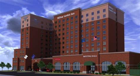 Garden Inn Okc Bricktown by Worldwide Opens Dual Brand Hotel In Oklahoma