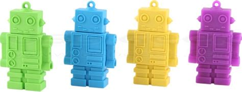 geeky kingdom of gadgets games and design cool gizmo toys coolest gadgets colorful usb robot flash drives