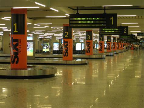 alquiler coche puerto de palma llegadas de vuelos aeropuerto de palma de mallorca